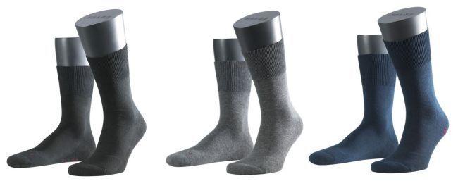 1 Paar FALKE Run, A.16605, Laufsocken, Running Socken, uni, Allround