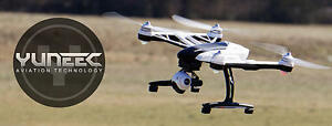 Yuneec Q500+ Typhoon Photography/Video Quad-copter with case