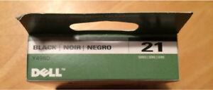 Dell Genuine Ink Cartridge Black 21 Y498D London Ontario image 7