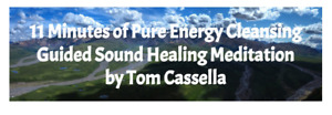 11 Minutes Of Pure Energy Cleansing Guided Sound Healing Meditat