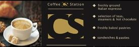 Barista needed in East London