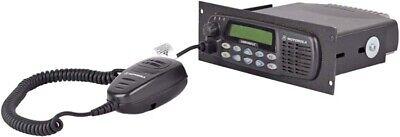 Motorola Cdm1550-ls Gcn6114c Aam25skf9dp6an Uhf Mobile Radio Aarmn4025c Mic