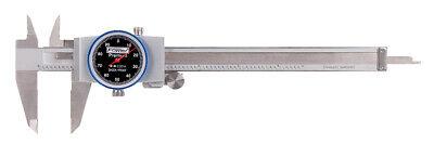 Fowler 52-008-051-0 Plus Dial Caliper 0-6 Range .001 Graduation