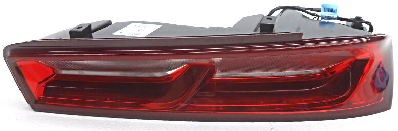 OEM Jeep Liberty Right Passenger Side Tail Lamp Lens Crack 55155828AH