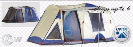 Oztrail 6-person Dome Tent : oztrail tents perth - memphite.com