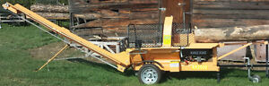 Range Road RR20T Affordable Firewood Processor