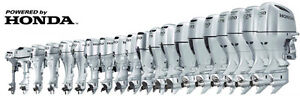 HONDA OUTBOARDS ON SALE