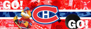 Habs vs Winnipeg Apr 3rd Club Desjardins (VIP FREE FOOD)