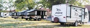 Brand New 16~19 ft Travel Trailer Camper Rental, Popup for rent