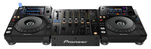 Selling A Mint Condition Professional Pioneer DJ Set Up