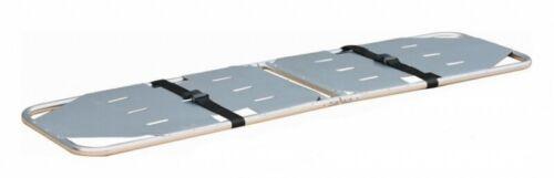 Fold Up Aluminum Backboard Stretcher - Funeral Stretcher - Removal Stretcher