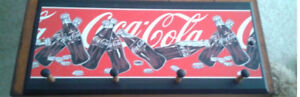 Coca Cola Clothes Hanger
