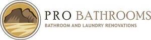Pro Bathrooms Victoria Park Victoria Park Area Preview