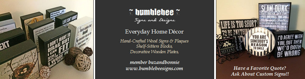 BUMBLEBEE Signs and Designs