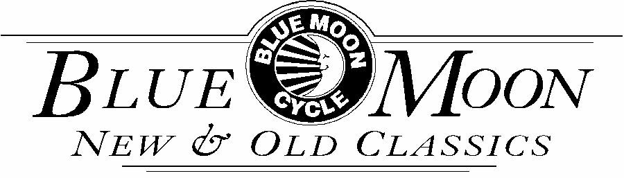 Blue Moon Cycle