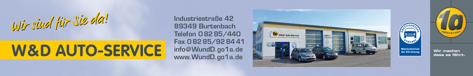 W ß D Auto-Service