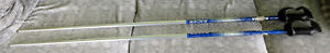 Kerma Krilial 7020 Racer Ski Poles Blue 125cm 50