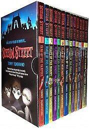 Scream Street Book Set
