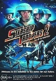 Starship Troopers 02 - Hero Of The Federation (DVD, 2004) VGC Pre-owned (D108)