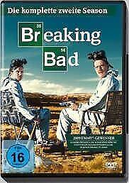 Breaking Bad - komplette Staffel 2 auf 3 DVDs, neu und OVP - -, Deutschland - Breaking Bad - komplette Staffel 2 auf 3 DVDs, neu und OVP - -, Deutschland