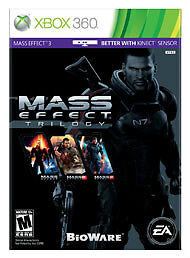 Mass Effect Trilogy for Xbox 360