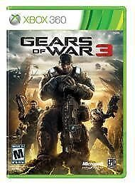 Gears of War 1 - 2 - 3.