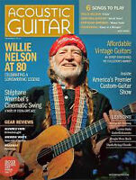 Looking for back issues of Acoustic Guitar Magazine