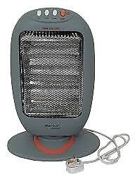 Marko Electrical 1200w Portable Halogen Electric Heater