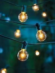 Festoon lighting wedding party lighting rental outdoor party lights hire outdoor aloadofball Image collections