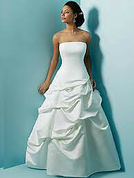 Alfred Angelo Wedding Dress Kitchener / Waterloo Kitchener Area image 1