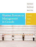Human Resources Management in Canada (12th Edition) - eBook