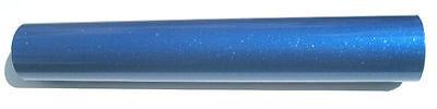 Blue Ultra Metallic Sign Vinyl 24 X 10 Ft Roll Cutter Plotter Film