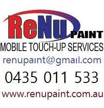 ReNu Paint: Mobile Touchup Services All Bumper repairs! Macquarie Park Ryde Area Preview