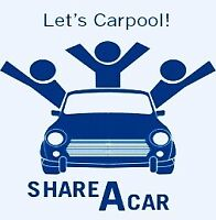 Ottawa to Toronto Carpool. Let's car pool
