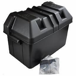 N70 Battery Box - Plastic Black Kilsyth Yarra Ranges Preview