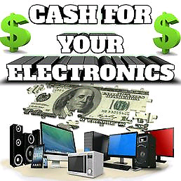 Buying Used Electronics for Cash