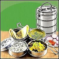 Indian food tiffin service (meal deals for students)