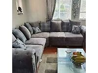 BRANDED VERONA CORNER 5 SEATER SOFA AND 3+2 SET AVAILABLE WITH CASH ON DELIVERY
