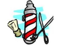 Mobile gents barber