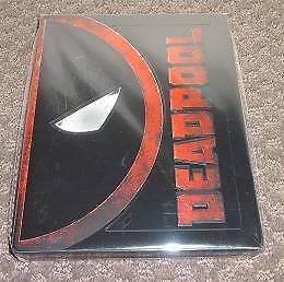 Marvel Deadpool Blu-ray Steelbook Morley Bayswater Area Preview