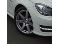 Mercedes Alloys