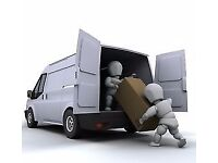 MAN WITH VAN. Extra hands available!! REMOVALS / COURIER / COLLECTIONS.
