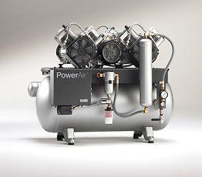 MIDMARK P32 Dental Air Compressor 230 Volts 3 75 HP Made