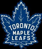 Toronto Maple Leafs Fans!....Various 2015-16 Games Available!