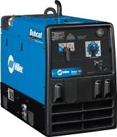 Miller Portable Welder -- Gas/Diesel