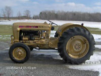 Ford Tractor 600 series,800 series, Jubilee, NAA
