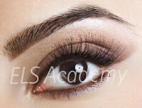EYEBROW EXTENSION COURSE / COURS D'EXTENSION DE SOURCILS