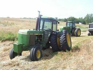 wanted farm equipment in need of repair
