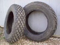 "Wanted: 28"" turf tyres to suit mf 35 / 135, with or without rims."