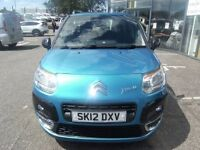 2012 12 CITROEN C3 PICASSO 1.6 PICASSO CODE HDI 5D 90 BHP **** GUARANTEED FINANCE ****
